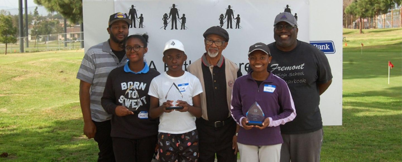 Six Individual Winners